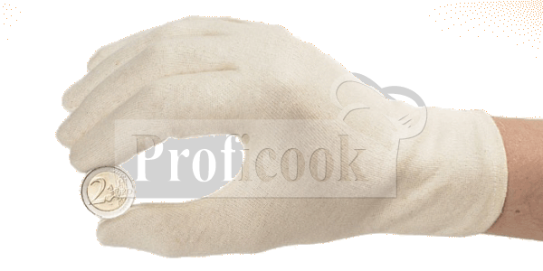 Waiter cotton gloves HYGOSTAR